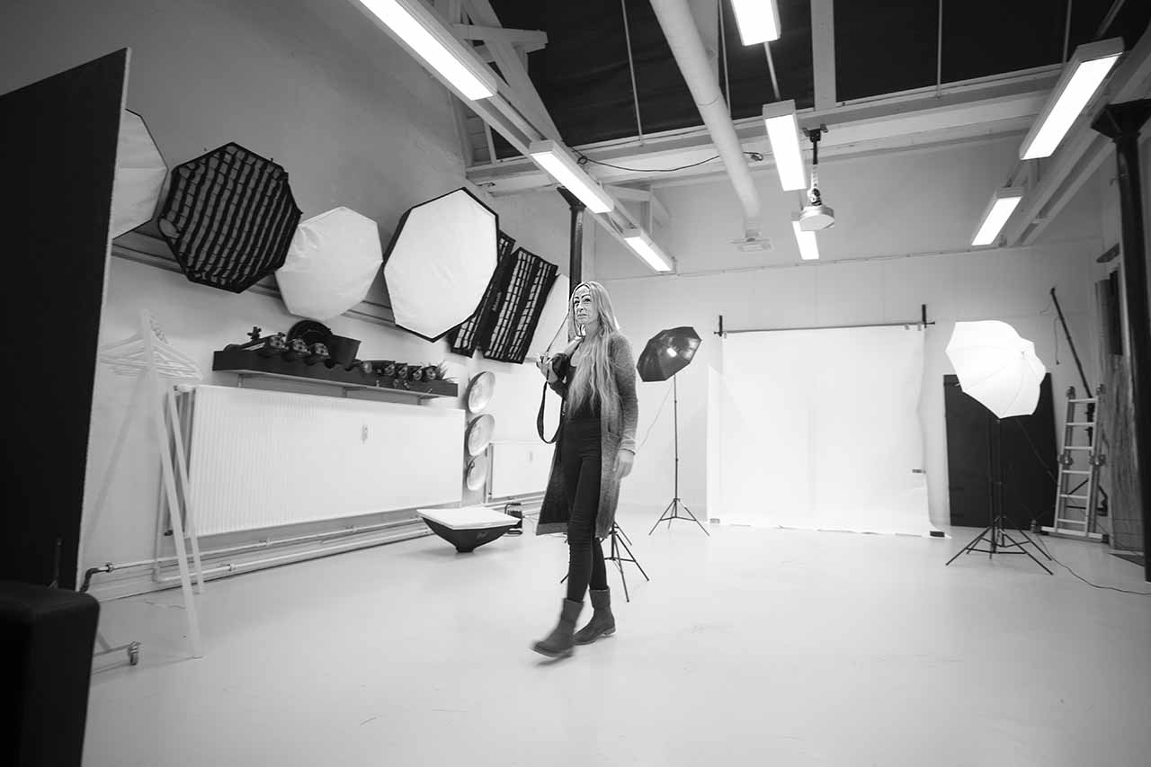 boudoir fotograf i fotostudio